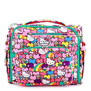 Ju-Ju-Be B.F.F Convertible Diaper Bag, Lucky Stars by Ju Ju Be