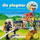 Die Playmos 06: Abenteuer auf dem Eichenhof - Simon X. Rost