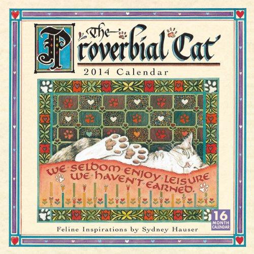 Proverbial Cat 2014 Wall (calendar)
