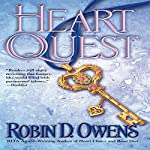 Heart Quest: Celta, Book 5 (       UNABRIDGED) by Robin D. Owens Narrated by Noah Michael Levine