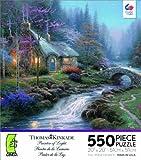 Thomas Kinkade Twilight Cottage Jigsaw P...