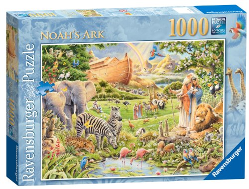 Ravensburger Roy Trower Noah'S Ark 1000 Piece Puzzle