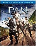 Pan [Blu-ray 3D + Blu-ray + DVD + Dig...