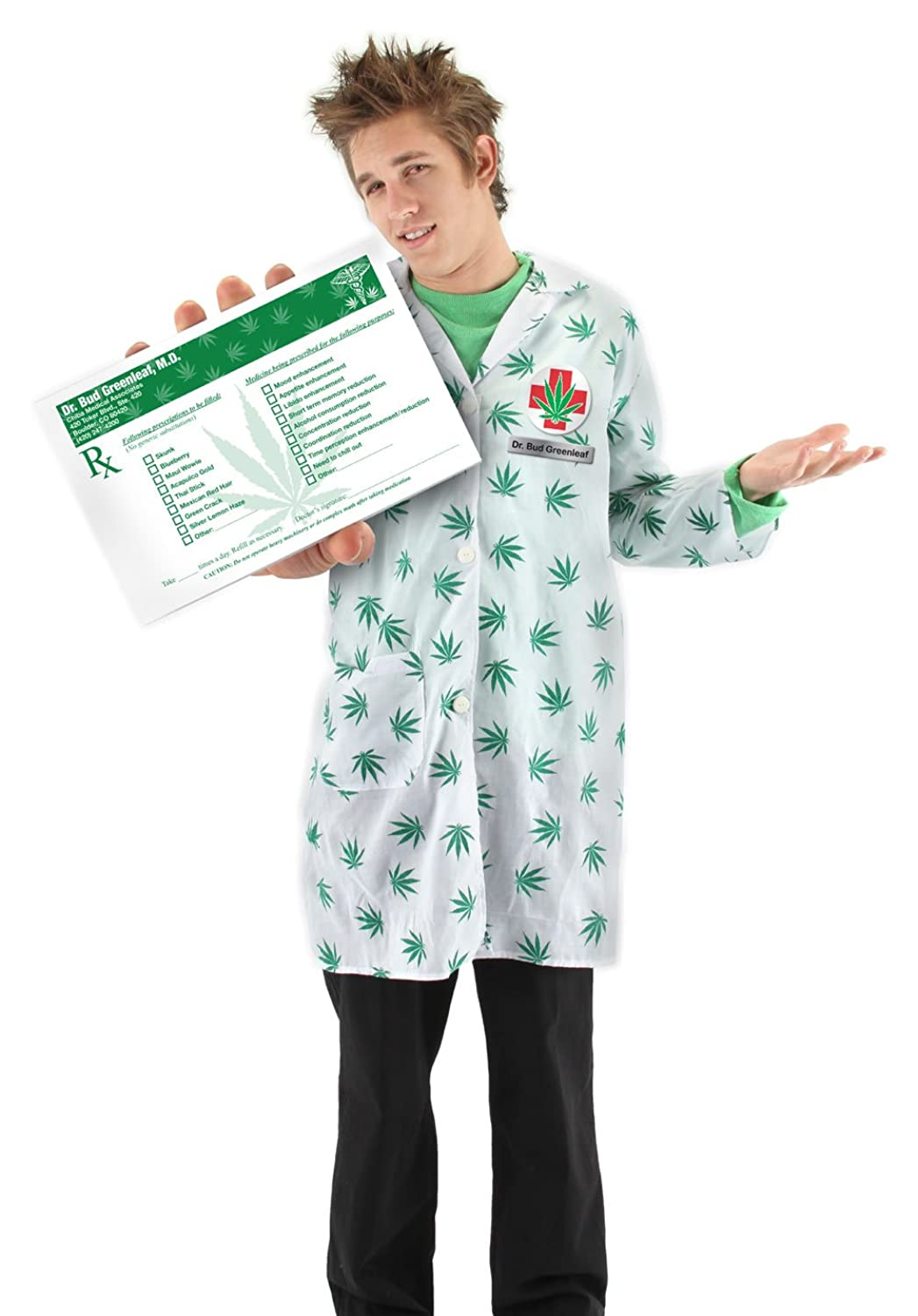 Doctor Bud Greenleaf Costume