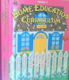 img - for Home Education Curriculum: Grade 4 book / textbook / text book