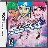 Monster High: Skultimate Roller Maze - Nintendo DS
