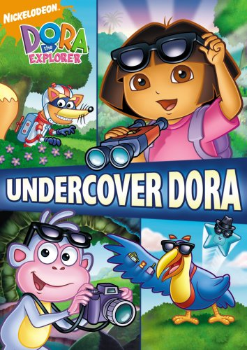 Dora : La super espionne affiche
