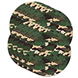 Camo Classic Birthday Party Supplies Large 9