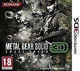 Konami Metal Gear Solid - Snake Eater (Nintendo 3DS)