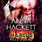Marcus: Hell Squad. Book 1 Hörbuch von Anna Hackett Gesprochen von: Jeffrey Kafer, Samantha Cook