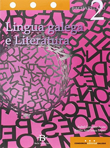 Lingua galega e Literatura 2º Bach. (Libro de texto)