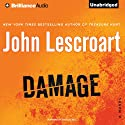 Damage Audiobook by John Lescroart Narrated by David Colacci