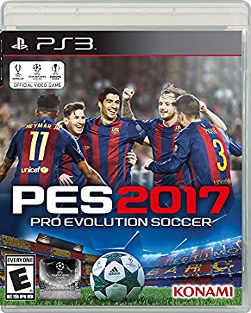 Pro Evolution Soccer 2017 - PlayStation 3 Standard Edition