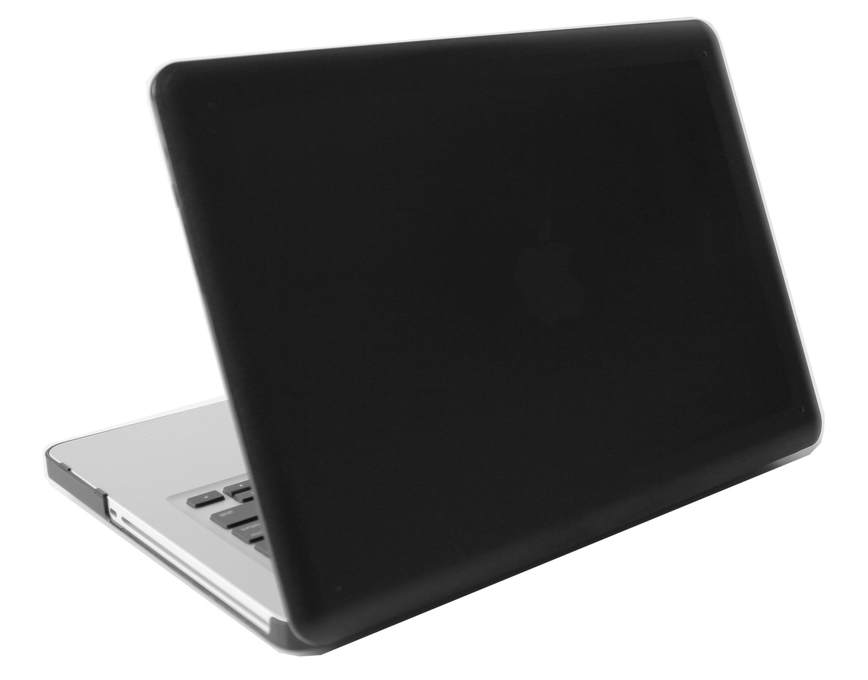iPearl mCover Hard Shell Case with FREE keyboard cover for Model A1278 13-inch Regular display Aluminum Unibody MacBook Pro - BLACK