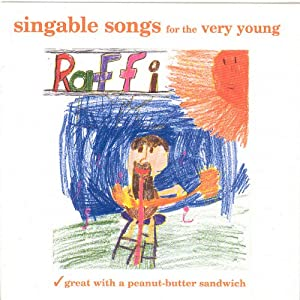 Singable Songs for the Very Young: Great with a Peanut-Butter Sandwich by Rounder / Umgd