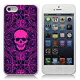 Cocoz®iphone5 Zombie Hands Fashion Design Hard Case Cover Skin Protector for Iphone 5 At&t Sprint Verizon Retail Packing(white Pc+pearlescent Aluminum)-k008