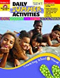 img - for Daily Summer Activities, Between Grades 6 and 7 book / textbook / text book