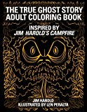 img - for The True Ghost Story Adult Coloring Book: Inspired By Jim Harold's Campfire book / textbook / text book