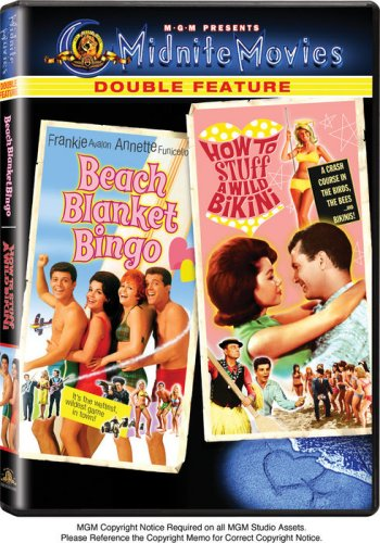Beach Blanket Bingo   How to Stuff a Wild Bikini