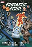 img - for Fantastic Four by Jonathan Hickman Omnibus Volume 1 book / textbook / text book