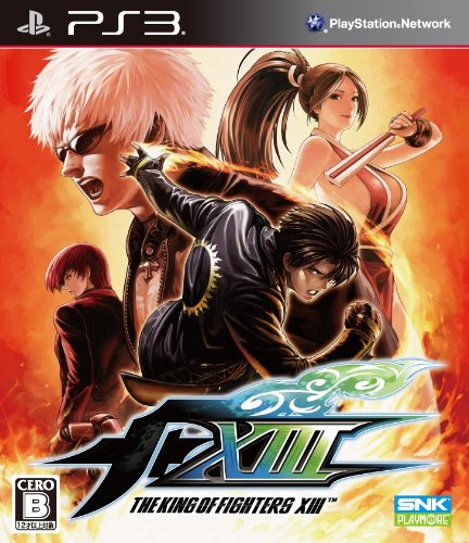 SNK�ץ쥤�⥢ [PS3] THE KING OF FIGHTERS XIII BLJS-10147 �μ̿�
