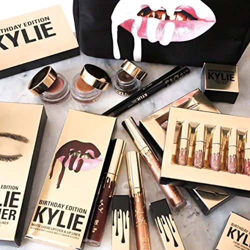 Kylie Cosmetics - LIMITED EDITION BIRTHDAY COLLECTION   THE BUNDLE