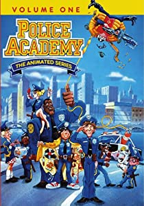 POLICE ACADEMY ANIMATED SERIES VOL. 1