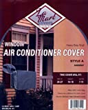 Outdoor Air Conditioner Cover Style #A Casement.