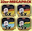 Animonda Megapack 82675 Adult Mix1 22 x 150 g Schale