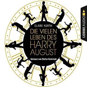 Die vielen Leben des Harry August Audiobook