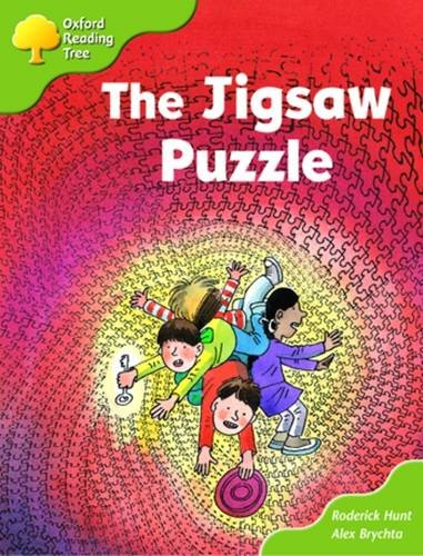 Oxford Reading Tree: Stage 7: More Storybooks A: the Jigsaw Puzzle