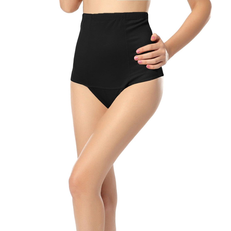 La Isla Damen Miederhose Slim Mieder Slip mit Bauchweg-Effekt Figurformend