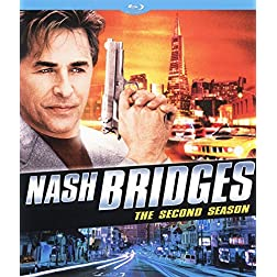 Nash Bridges//The Second Season [Blu-ray]