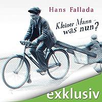 Kleiner Mann - was nun? Hörbuch von Hans Fallada Gesprochen von: Frank Arnold