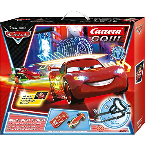 Carrera GO!!! - Disney/Pixar - Neon Shift 'n Drift Vehicle