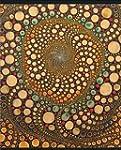 Barbara Takenaga: Gold + Red 1,000-pi...
