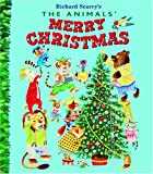 The Animals Merry Christmas (Little Golden Books (Random House))