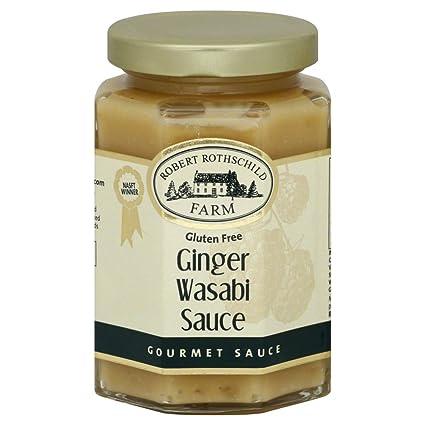 Wasabi Sauce Sauce Ginger Wasabi 9.8