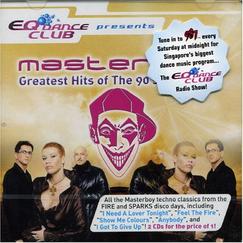 Masterboy - Greatest Hits Of The 90