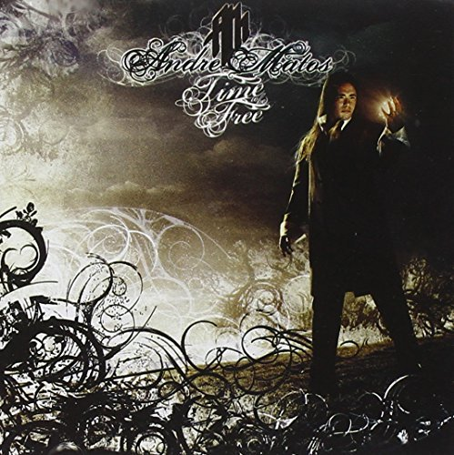 Time to Be Free by Andre Matos (2008-08-03)