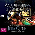 An Offer from a Gentleman Audiobook by Julia Quinn Narrated by Rosalyn Landor