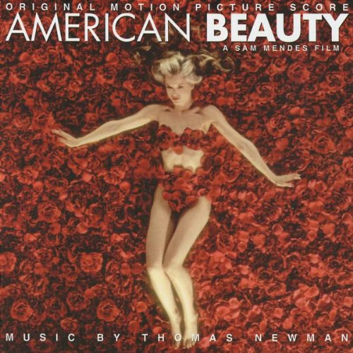 Original album cover of American Beauty: Original Motion Picture Score by Thomas Newman