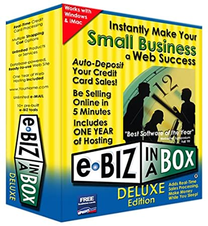 E-Biz In A Box Deluxe 3.8.2