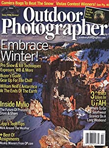Outdoor Photographer (1-year auto-renewal)