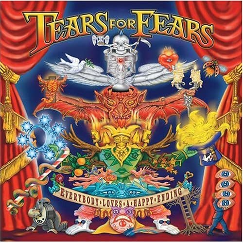 Tears For Fears - Who You Are