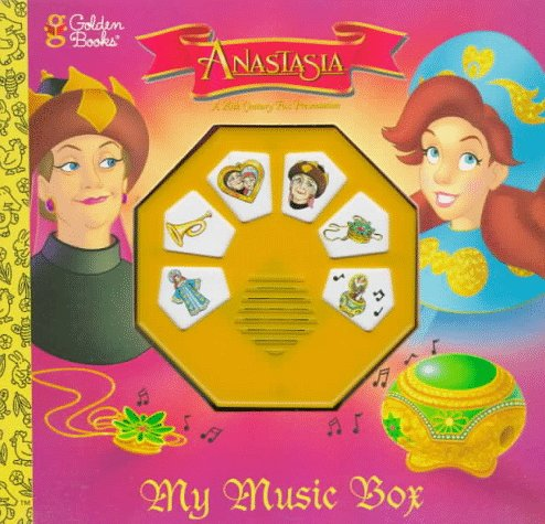 Anastasia, My Music Box (My First Golden Sound Story.)