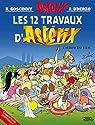 Les 12 travaux d'Astérix : L'album du film par Goscinny
