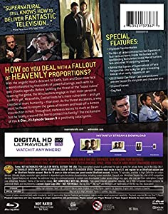 Supernatural: Season 9 [Blu-ray] by Warner Home Video