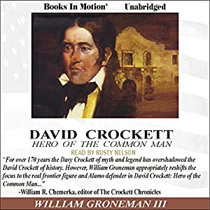 David Crockett Audiobook