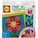 ALEX Toys Craft Simply Needlepoint - Flower